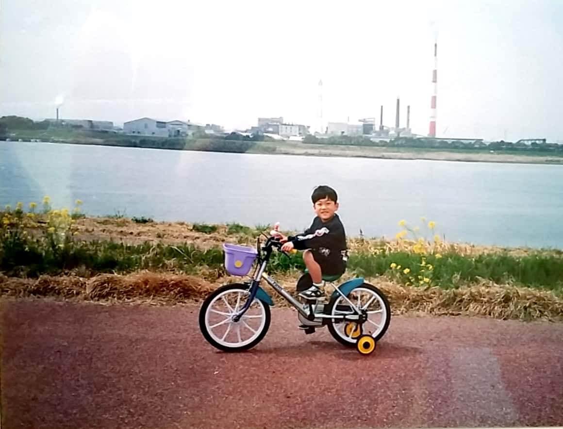 自転車通勤 チャリ通