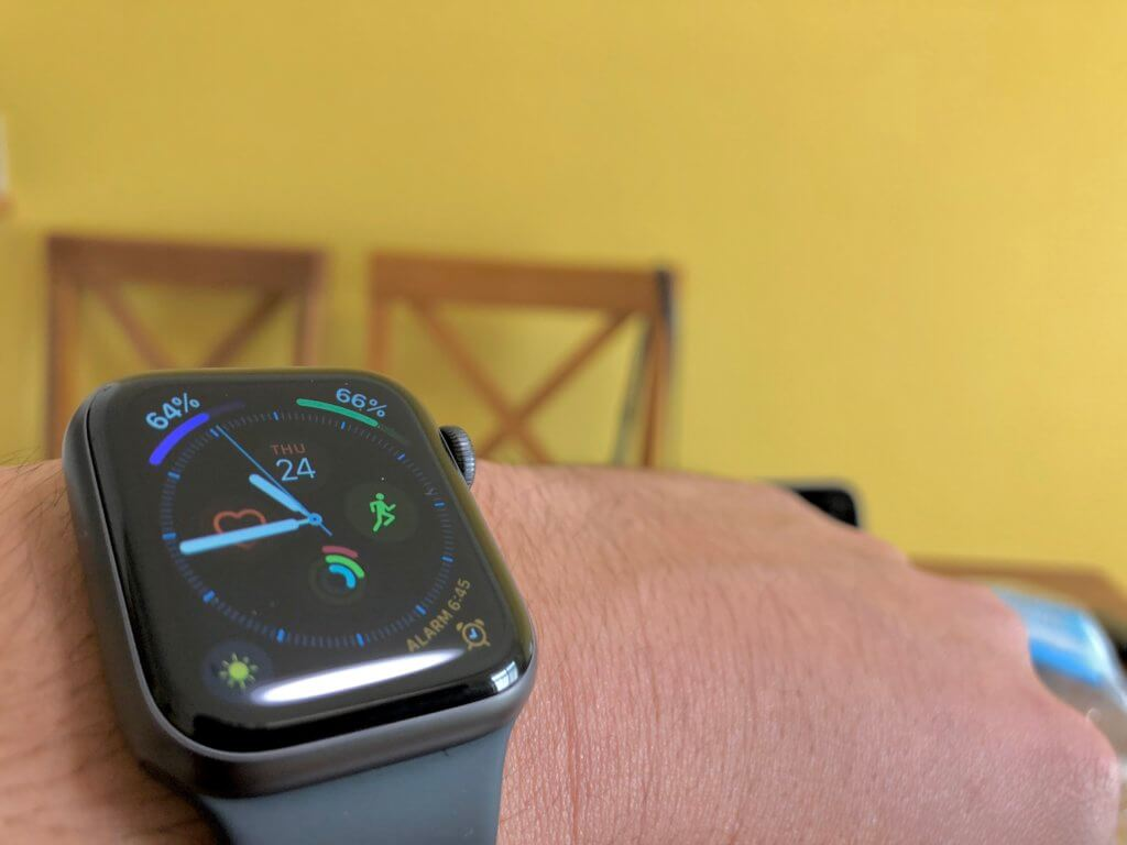 Apple Watch ウーバーイーツ