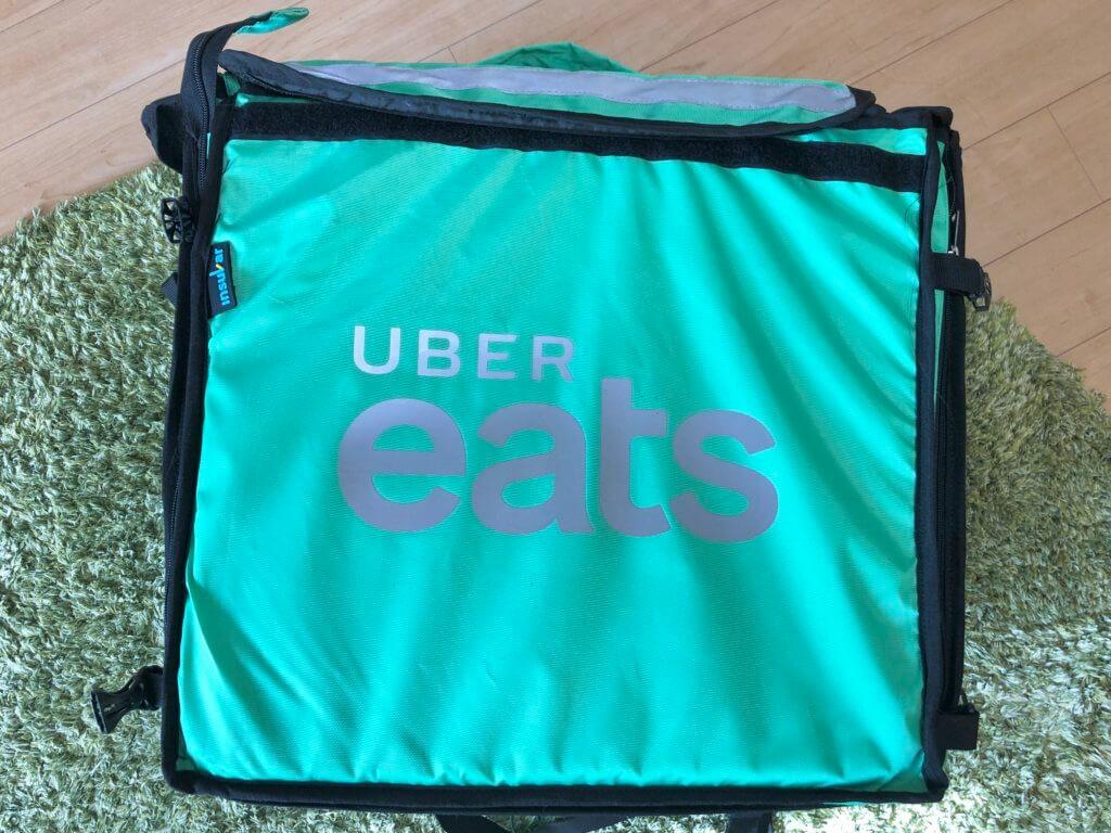 ウバック Uber Eats バッグ