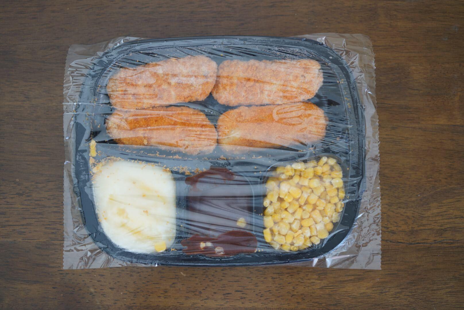 カナダ トロント 冷凍食品