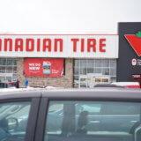 canadian tire カナディアンタイヤ カナダ トロント ホームセンター