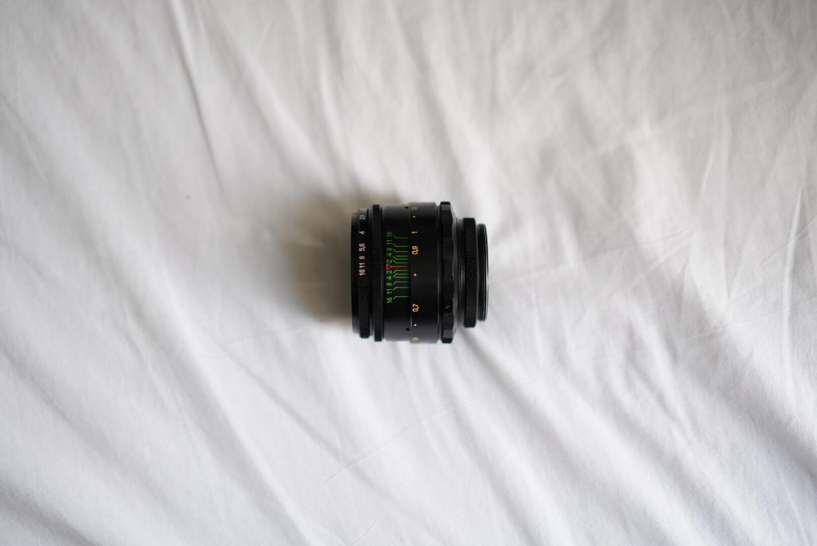 ヘリオス 44-2 58mm F2