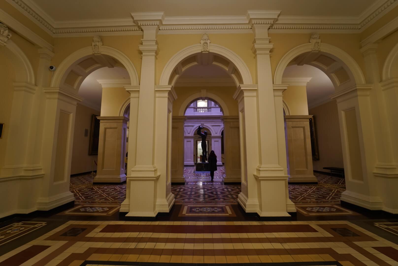 osgoode hallの内装