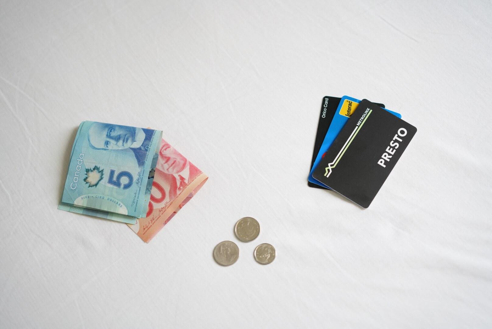 僕の財布の中身