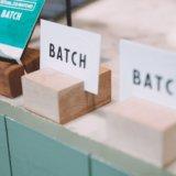 BATCHの名刺