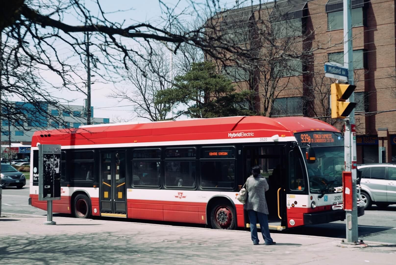 ttcのバス