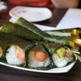 kyoto house sushiのサーモンロール