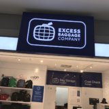 トロントピアソン国際空港で荷物を預かってくれる場所