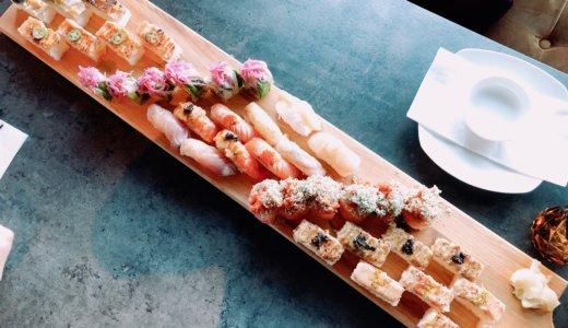 カナディアンの友達に拉致られて「Project:Fish」というオシャレ過ぎる寿司屋へ