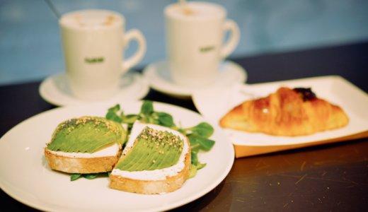 【イタリア】ヴェネチアでの優雅な朝ごパン。