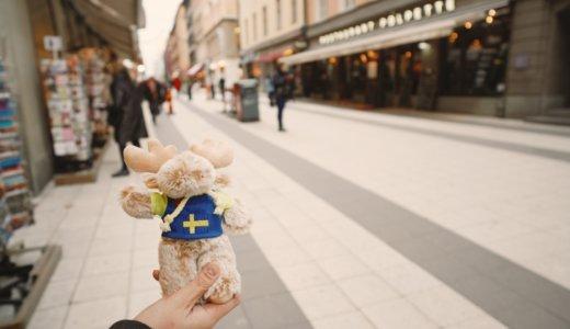 ヘルシンキからストックホルムまで豪華客船「viking line」で行ってきた。