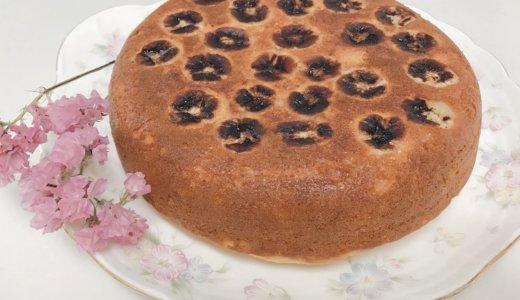 【おうち時間】クックパッドで一位のバナナケーキを作ってみた。